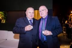 Cigismundo Masureque e Fred Leal