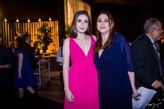 Gemima e Raquel Barros