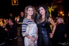 Graciele Grando e Camile Gomes