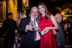 Ildemar José e Poliana Rocha