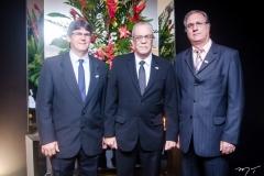 Itaci Mayer, Carlos Nascimento e Alberto Gondim