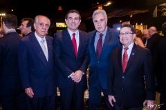 João Porto Guimarães, Alexandre Pereira, César Roma e Alcir Porto