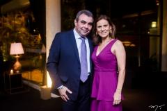 Laumir Barreto e Eliza Fernandes