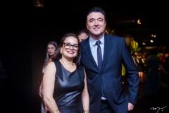 Maria Salete e Alexandre Perusio