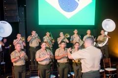 Cerimônia de entrega da Ordem do Mérito Comercial do Ceará 2019