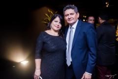 Suelda Martins e Francisco Everton