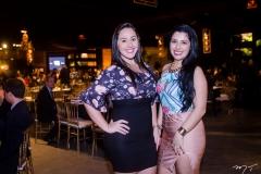 Tatielle Santos e Ingrid Rodrigues