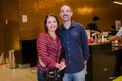 Adriana Costa e José Sobrinho