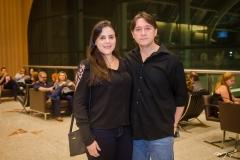André e Milena Cavalcante