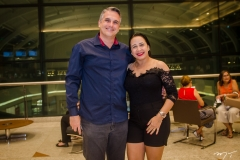 Daniel Soler e Valesca Alves