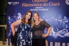 Marne Melo e Ticiana Mendes