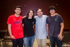 Miguel Vinícius, Rafael e Álvaro Bezerra