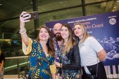 Nívia Sampaio, Daniel Pereira, Lara e Tatiana Costa
