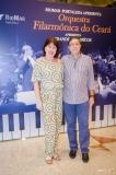 Patrícia e José Nami Jereissai Tajra