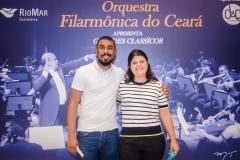 Yuri Jorge e Camila Ribeiro