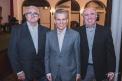 Alcimor Rocha, Pádua Lopes e Amarílio Cavalcante