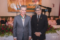 Entrega da Comenda da Ordem do Mérito Cultural