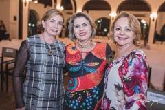 Fátima Hortêncio, Aila e Lurdinha Leite