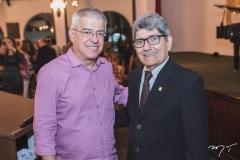 Paulo César Norões e José Augusto Bezerra