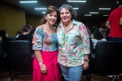 Monica Mello e Sheila Pitombeira