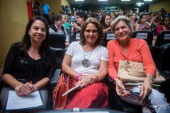 Sabrina Aguiar, Daniele Monte e Stella Rolim
