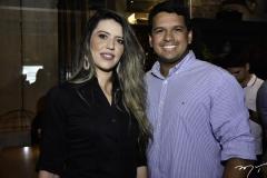 Angélica Marinho e Paulo César