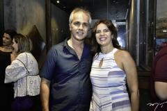 Pedro e Marília Vasconcelos