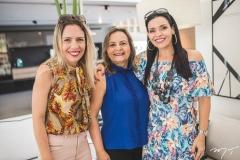 Alessandra Lautenschlager, Lidia Militão e Daniela Tavares