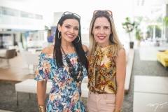 Daniela Tavares e Alessandra Lautenschlager