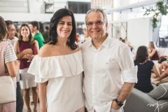 Inês Sobreira e Ricardo Braga