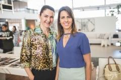 Sandriele Ibiapina e Fabiola Molteni