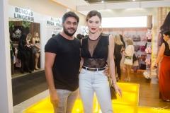 Alisson Angelo e Camila Lima