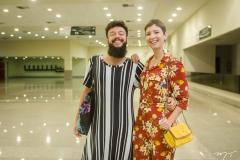 Zé Filho e Gabriela Dourado