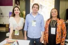 Lola Pilato, Renato Schick e Cleide Pereira