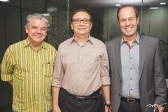 Chico Esteves, Carlos Rubens e César Ribeiro