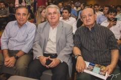 Cláudio Targino, José Antunes e Renato Bonfim