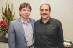 Edgar Gadelha e Paulo André Holanda