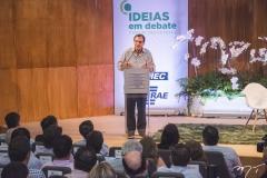 Palestra de Ricardo Amorim na FIEC