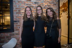 Camila Coutinho,Manoela Crisóstomo e Márcia Travessoni