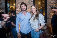 Lucas Fernandes e Ana Lúcia