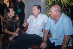 Márcia Travessoni, Júlio Ventura e Fernando Travessoni