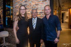 Manoela, João Crisóstomo e Manuela