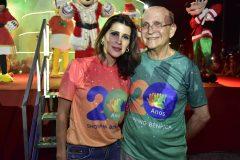 Melissa e João Soares Neto