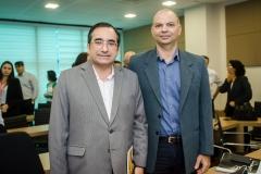 Jardson Cruz e Cássio Andrade