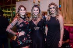 Alexia Engel, Cibele Lucena e Jaqueline Maia