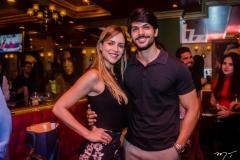 Ana Lúcia Vilela e Lucas Fernandes