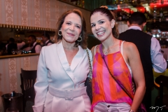 Angela Cunha e Carol Bezerra