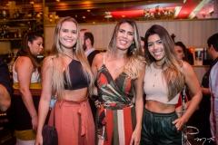 Celi Sombra, Nieli Alves e Vitória Barreto