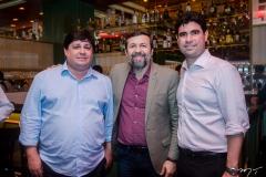 Jorge Lima, Élcio Batista e Bruno Barreira