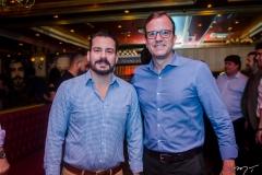 Miguel Dias e Gian Franco